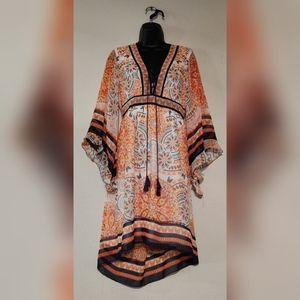 Beautiful Boho style breezy dress